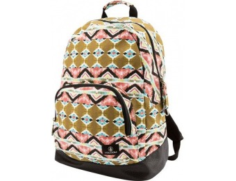 50% off Volcom Schoolyard Canvas Backpack