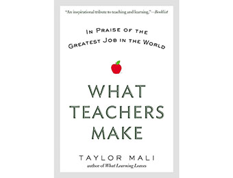 47% off What Teachers Make Paperback