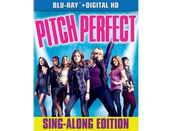 33% off Pitch Perfect (Blu-ray + Digital HD)