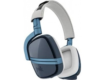 56% off Polk Audio 4 Shot Xbox One Gaming Headset (Blue)
