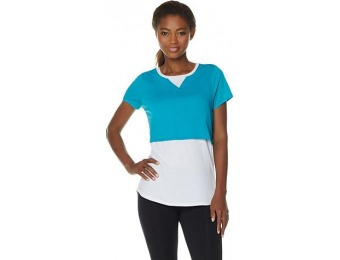 89% off Marc New York Performance Color-Block Top