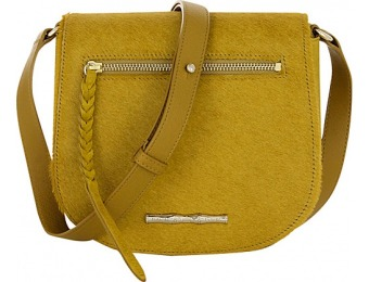 68% off Elaine Turner Cam Crossbody, Golden Oak