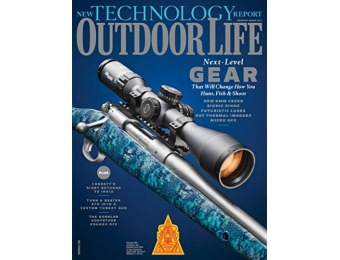 90% off Outdoor Life Magazine