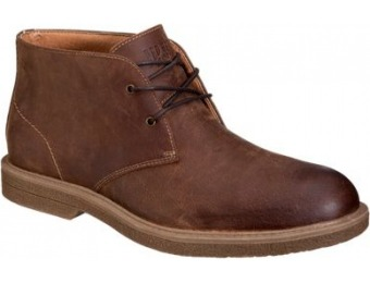 50% off RedHead Cole 2-Eye Chukka Boots for Men
