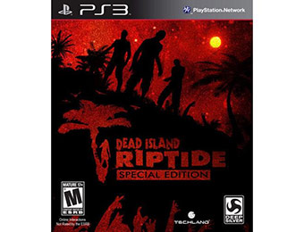 50% off Dead Island Riptide: Special Edition (PlayStation 3)