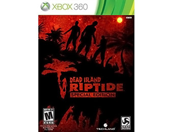 50% off Dead Island Riptide: Special Edition (Xbox 360)