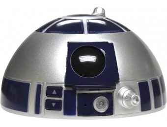 80% off R2-D2 Portable Bluetooth Wireless Speaker