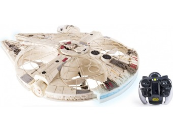 $255 off Air Hogs Star Wars RC Millennium Falcon XL Flying Drone
