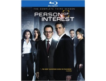 74% off Person of Interest: The Complete Third Season