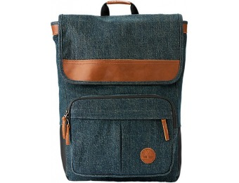 50% off Timberland Walnut Hill 18-Liter Denim Backpack