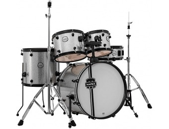60% off Mapex Mapex Voyager Jazz 5-Piece Drum Set