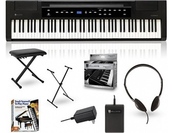 55% off Williams Allegro 2 88-Key Digital Piano Package