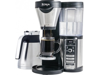$90 off Ninja Coffee Bar Brewer with Thermal Carafe
