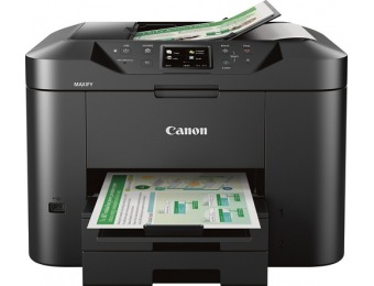 $105 off Canon MAXIFY MB2720 Wireless All-In-One Printer