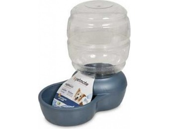 44% off Petmate Replendish Gravity Waterer w/ Microban