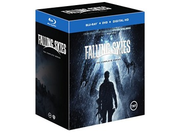 $75 off Falling Skies: The Complete Series Box Set Blu-ray