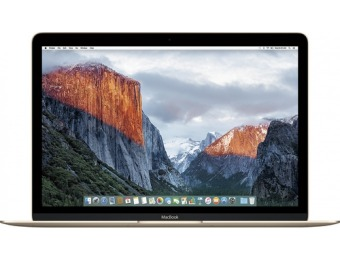 $400 off Apple MLHF2LL/A Macbook (latest Model)