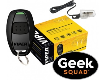 $300 off Viper 4115V1D Remote Start System with Installation