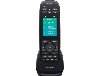 $230 off Logitech Harmony Ultimate Home Remote