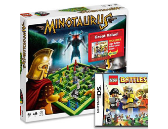 $15 off LEGO Minotaurus Bundle with LEGO Battles Video Game