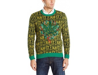82% off Blizzard Bay Cash Business Holiday Ugly Christmas Sweater