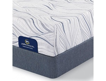 $1,619 off Serta Perfect Sleeper Stamford Hill King Memory Mattress