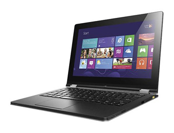 "$350 off Lenovo IdeaPad Yoga 11.6"" Touchscreen Laptop, 59342980"