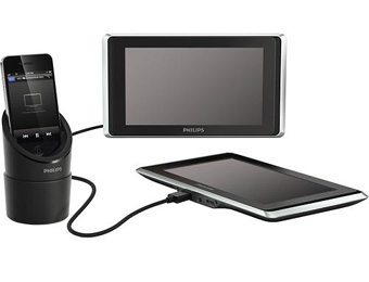 $150 off Philips PV9002i/37 Twin Play Portable Apple Video Viewer