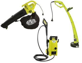 Up to 40% off Select Outdoor Power Equipment