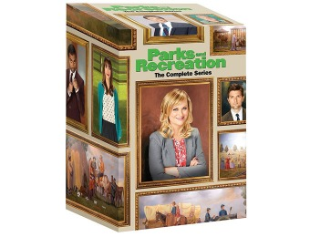 $99 off Parks and Recreation: The Complete Series (DVD)
