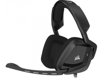 50% off Corsair VOID Surround Hybrid Stereo Gaming Headset
