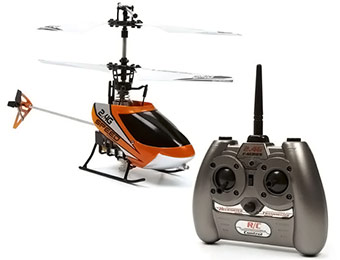 63% off 2.4GHz F427 4.5CH RTR RC Helicopter