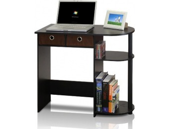 65% off Furinno Go Green Home Laptop Computer Desk/Table