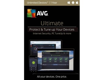 67% off Ultimate (Unlimited Devices) (1-Year)