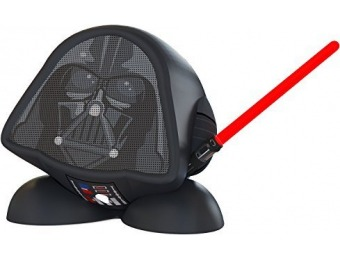 57% off Star Wars Darth Vader Bluetooth Character Speaker