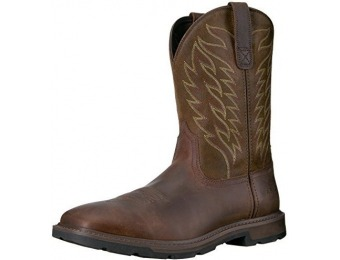 $60 off Ariat Work Men's Groundbreaker Boots