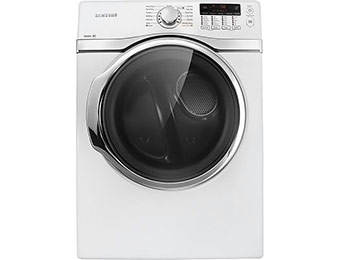 $303 off Samsung 7.4 Cu. Ft. 13-Cycle Steam Electric Dryer