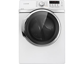 $313 off Samsung 7.4 Cu. Ft. 13-Cycle Steam Gas Dryer