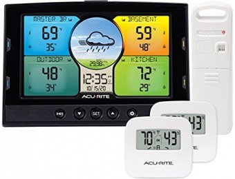 36% off AcuRite Home Temperature and Humidity Station