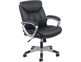 $202 off Essentials Leather Executive Computer/Office Chair