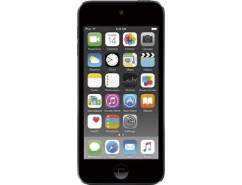 $40 off Apple iPod touch 128 GB MP3 Player (6th Gen)