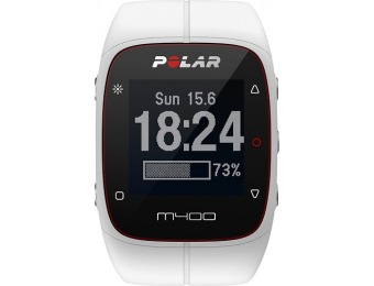 $108 off Polar M400 GPS Watch