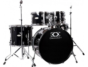 $534 off Drumcraft Series One 5-Piece Progressive Drum Set