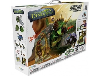 89% off Triceratops Adventure Game
