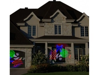 $45 off Starscapes Lights LED Spot Projection, Holiday Images