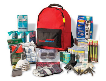 Up to 40% off Ready America Grab `N Go Emergency Survival Kits