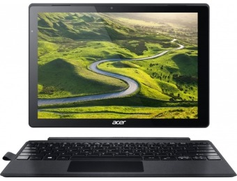 "$196 off Acer Switch Alpha 12 12"" Refurbished Touch-Screen 2-in-1"