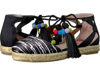 $85 off Betsey Johnson HAZYL (Black/White) Women's Shoes
