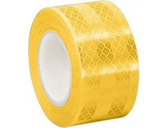 81% off 3M 3431 Yellow Micro Prismatic Sheeting Reflective Tape