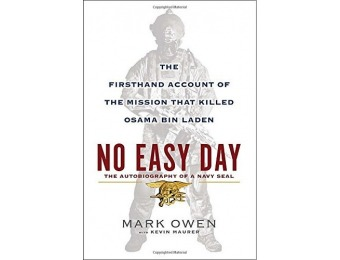 59% off No Easy Day: Autobiography of a Navy Seal (Hardcover)